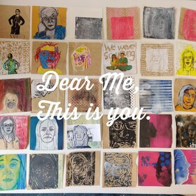 Dear Me, This is you.: Fern Long @ Ministry of Casual Living Window Gallery Jul 10 2020 - Aug 14th @ Ministry of Casual Living Window Gallery