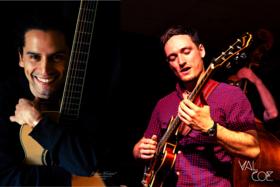 DOUBLE BILL: Wes Carroll Confabulation & David Santana Trio @ Hermann's Jazz Club Aug 23 2020 - Oct 25th @ Hermann's Jazz Club