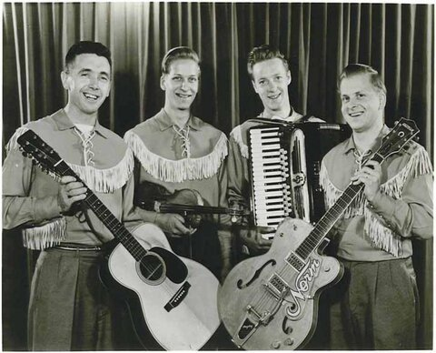 Norm Winquist and the Rambling Guitars