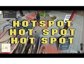 HOTSPOT HOT-SPOT HOT SPOT: Aston Coles, Hugh Goodden, Andrew Hildreth, Demi London - Oct 26th @ Ministry of Casual Living Window Gallery