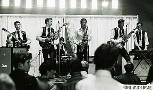 Photo- Centennial Battle of The Bands June 24, 1967  -   Nightwatch Revue