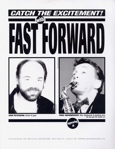 Photo- Fast Forward With Don Peterson And Paul Wainwright  -   Don Peterson