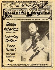 Photo- Cosmic Debris Magazine January February 1997 Edition  -   Don Peterson