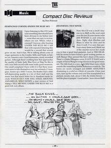 Photo- The Magazine Don Peterson CD Review April 1996  -   Don Peterson