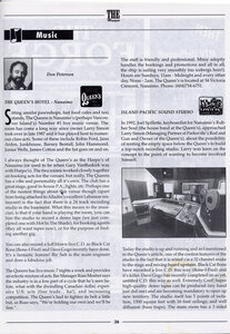 Photo- The Magazine Don Peterson CD Review July 1996  -   Don Peterson
