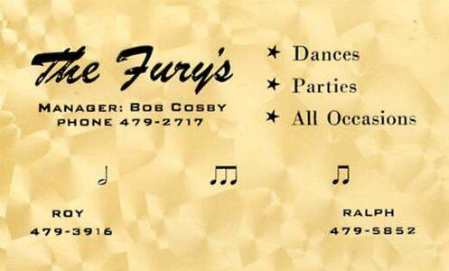Photo- Furysbc1  -   The Furys