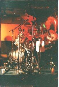 Photo- Ace Koden Tony Melizza 1984  -   Tony Thunderfoot