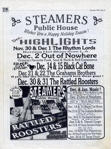 Photo -   Steamers Pub  - Photo Credit:  THE Magazine