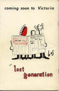 Photo -   Lost Generation  - Photo Credit:  Folio of Stars