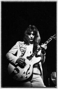 Photo- Allan Mix at the Troubadour April 1973  -   Skylark  - Photo Credit:  BJ Cook
