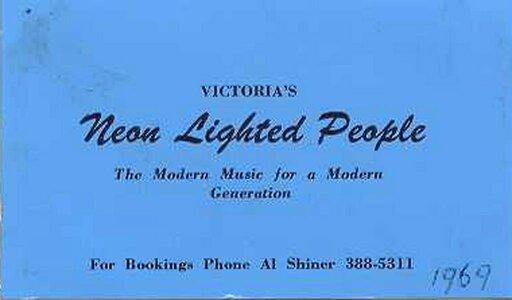 Photo- Neon Lit Peoplebc2  -   Neon Lighted People