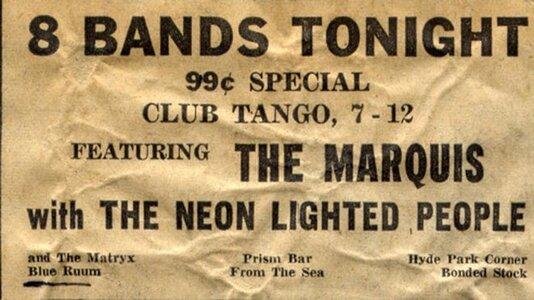 Photo -   Neon Lighted People