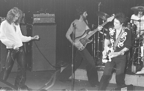 Photo- Prism performing at Whisky a Go Go in 1977  -   Prism (Vancouver)