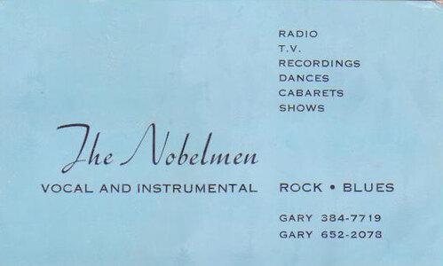 Photo- Noblemenbc  -   The Noblemen