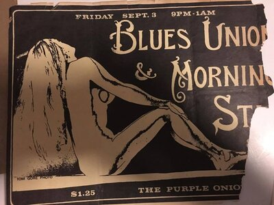 Photo- Credit Bob Lesher  -   Blues Union