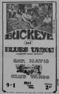 Photo- Buckeye - Club Tango  -   Blues Union