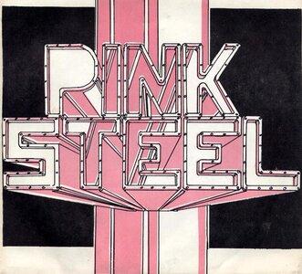 Photo- Pinksteel45cvrfrnt  -   Pink Steel
