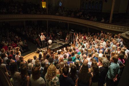 Photo -   The Choir