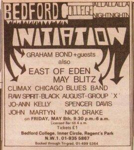 Photo- May 8, 1970  -   May Blitz  - Photo Credit:  Reid Hudson