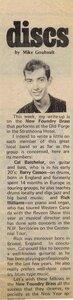Photo- Foundrybrassoldforgead  -   The Foundry Brass