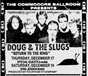 Photo -   Doug & The Slugs