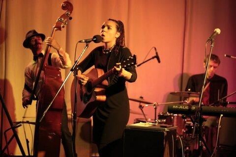 Pauline Edwards Band