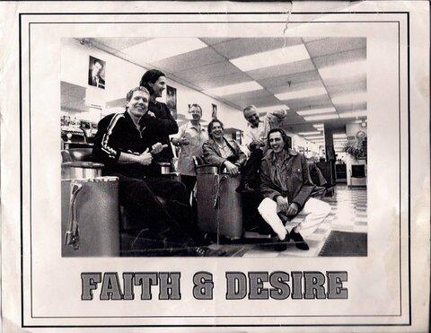 Faith and Desire