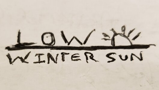 Photo -   Low Winter Sun