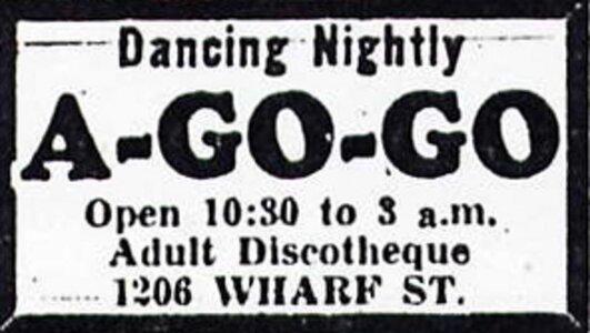 Photo- Clubagogotcad  -   Club A GoGo