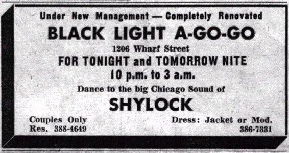 Photo- Agogotcadshylock  -   Club A GoGo