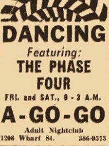 Photo- Agogo2ad  -   Club A GoGo
