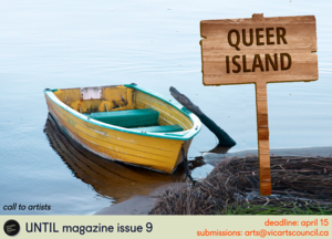 UNTIL magazine, issue 9: Queer Island