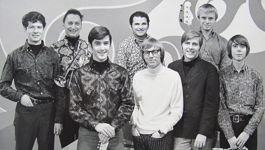 Photo- CBC Lets Go Show Band - 68  -   Brian Newcombe
