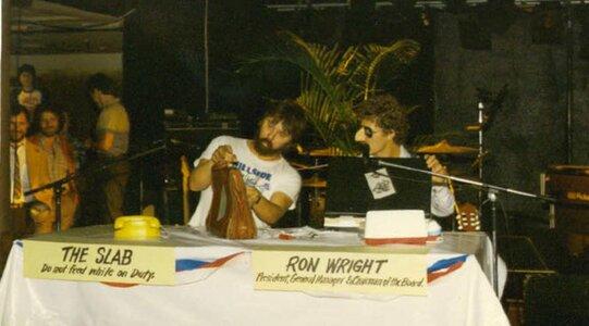 Photo- Hankand Edas Glennand Ron2  -   Olys Cabaret