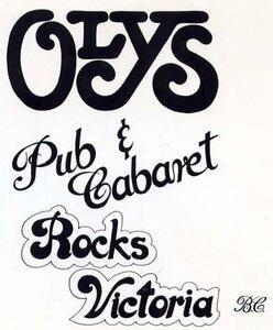 Photo- Olysreborninvite  -   Olys Cabaret