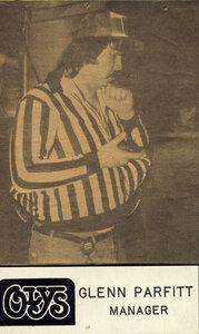 Photo- Glenn Parfitt Car Stuffing Referee  -   Olys Cabaret