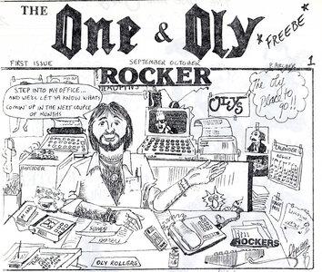 Photo- Oly Rocker Pg1a September October 1986  -   Olys Cabaret