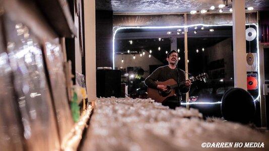 Photo -   Vinyl Envy  - Photo Credit:  Darren Ho Media