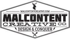 Profile Image: Malcontent Creative Graphic Design Services