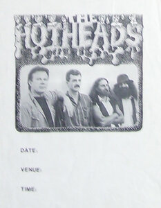 Photo -   The Hotheads  - Photo Credit:  Bob Miron