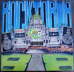 Photo- Rocktoria 1 Album Cvr 1989  -   Messenger