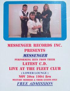 Photo- Messenger Fleet Club Pstr  -   Messenger