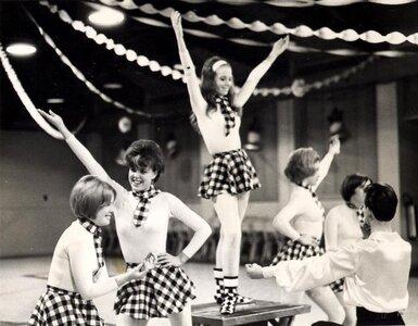 Photo- The Club 6 dancers on Club 6. Credit Bob Aylward  -   Club 6