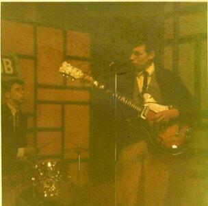 Photo- Para Mutuals Club 6 February 1968 credit Ernie Niederer  -   Club 6