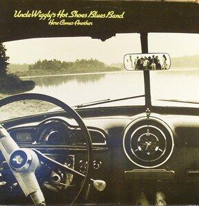 Photo- Uw2ndalbumcvrfrnt  -   Uncle Wigglys Hot Shoes Blues Band