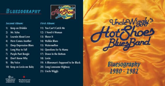 Photo- Wiggles-Cover-Back-CD-ART Copy  -   Uncle Wigglys Hot Shoes Blues Band
