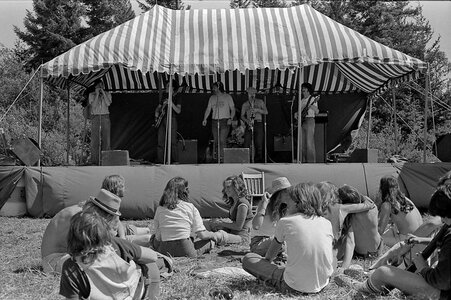 Photo- 1978 Uncle Wiggly\'s Hot Shoes Blues Band At Beaver Lake  -   Uncle Wigglys Hot Shoes Blues Band