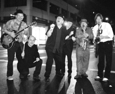 Photo- Uncle Wiggly\'s Hot Shoe Blues Band  -   Uncle Wigglys Hot Shoes Blues Band