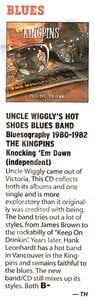Photo- Wigglyreview2004  -   Uncle Wigglys Hot Shoes Blues Band