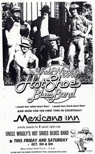 Photo- UWpstrmexicana  -   Uncle Wigglys Hot Shoes Blues Band
